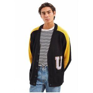 Urban Outfitters Varsity UO Cardigan Oversized M